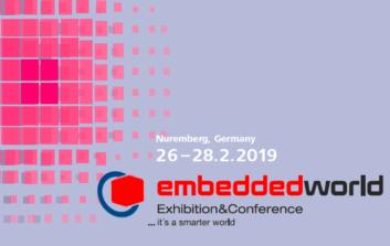 embedded world 2019FEB