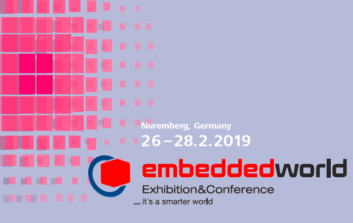 embedded world 2019FEB