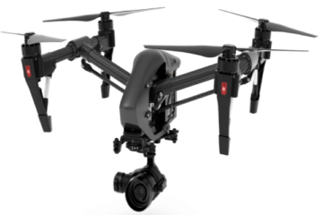 Wireless charging for UAV and drones